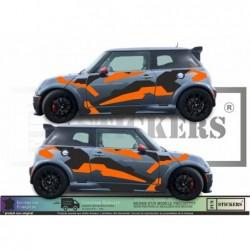 Mini Camo Camouflage R56...