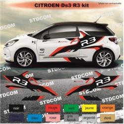 Citroen DS3 Kit R3 Racing...
