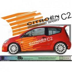 Citroën C2 vts kit - Tuning...