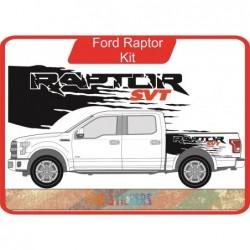 Ford Raptor F150 graphique...