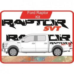 Ford Raptor F150 svt...