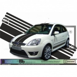 Ford Fiesta ST complet...