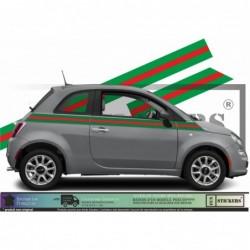 Fiat 500   - Bandes...