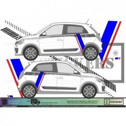 Renault Twingo 3 Kit bandes...