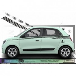 Renault Twingo 3 bandes...