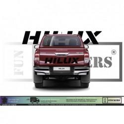 Toyota Hilux Benne Logo -...