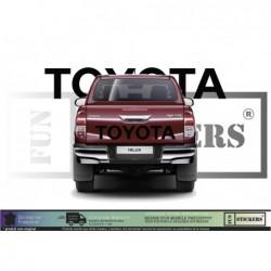 Toyota Hilux Benne Logo...