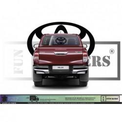 Toyota logo constructeur -...