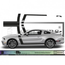 Ford Mustang BOSS 302 KCB...