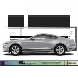 Ford Mustang bandes -  -...