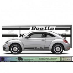 Volkswagen bande new beetle...