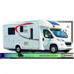 Camping Car BÜRSTNER - Kit...