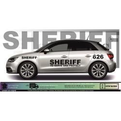 Sheriff police kit...