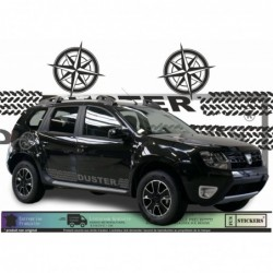 dacia duster- kit complet...