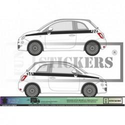 Citroën DS3 - kit déco