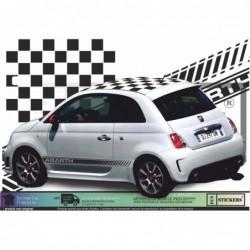 Fiat 500  Kit complet...