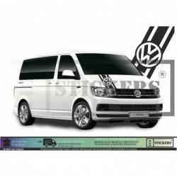 Volkswagen Bande Capot Logo...