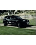 Autocollants pour voiture Dacia