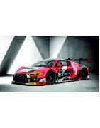 Autocollant sticker pour voiture Audi.  Adhésif de qualité Pro